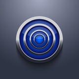 Vector modern circle element design. Eps 10 Stock Photos