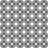 Vector modern geometry pattern hexagon, abstract geometric background, trendy print, monochrome retro texture, hipster fashion des Stock Photos