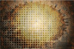Vector modern grunge background. Royalty Free Stock Photos