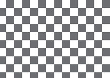 Vector modern pattern checkered ,gray and white textile print Royalty Free Stock Photos