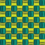 Vector modern seamless colorful geometry pattern, color abstract Stock Images