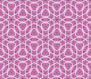 Vector modern seamless colorful geometry pattern Stock Photos