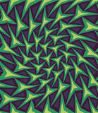 Vector modern seamless colorful geometry pattern twirl, color abstract Royalty Free Stock Photos