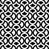 Vector modern seamless geometry pattern Stock Image