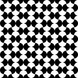 Vector modern seamless geometry pattern Royalty Free Stock Photography