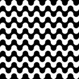 Vector modern seamless geometry pattern striped Stock Photo