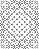 Vector modern seamless geometry pattern wrench Royalty Free Stock Photo