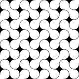 Vector modern seamless geometry pattern zigzag Royalty Free Stock Images