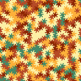 Vector modern seamless geometry tessellation pattern, abstract g Royalty Free Stock Photo