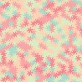 Vector modern seamless geometry tessellation pattern, abstract g Stock Photos