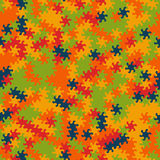 Vector modern seamless geometry tessellation pattern, abstract g Royalty Free Stock Images