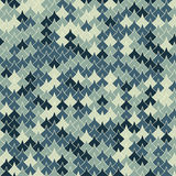 Vector modern seamless geometry tessellation pattern, abstract  Royalty Free Stock Photography