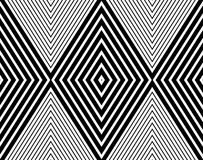 Vector modern seamless pattern grid rhombuses Stock Photo