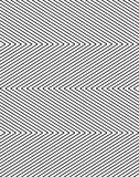 Vector modern seamless pattern lines zig zag Stock Photos