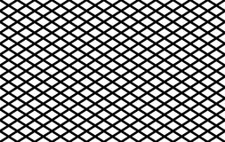 Vector modern seamless pattern lines zig zag Royalty Free Stock Photography