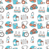 Vector modern seamless pattern texture background Royalty Free Stock Image