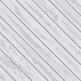 Vector modern white wooden texture background Royalty Free Stock Images