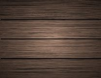 Vector modern wooden brown background texture. Royalty Free Stock Image