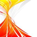 Vector moderne achtergrond Royalty-vrije Stock Afbeelding