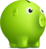 Vector moneybox Stock Photo