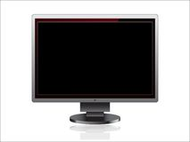Vector monitor icon Stock Photo