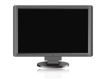 Vector monitor icon Stock Photography