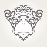Vector monkey Stock Photography