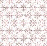 Vector mono line graphic design templates. Labels and badges on decorative backgrounds with simple patterns - Merry Christmas seamless pattern. Design Stock Photo