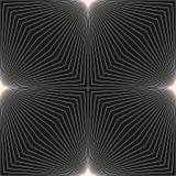 Vector monochrome геометрическая картина с тонкими наклоненными линиями бесплатная иллюстрация