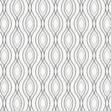 Vector monochrome pattern, abstract chain black lines on white background, subtle vertical chains. Design element for prints. Decoration, digital, textile, web royalty free illustration