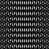 Vector monochrome seamless pattern, waves Stock Photo