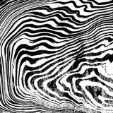 Vector monochrome suminagashi abstract background royalty free illustration