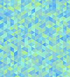 Vector mosaic background Stock Photography
