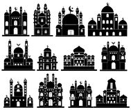 Vector of Mosque Icon Royalty Free Stock Photo