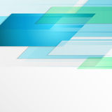 Vector motion abstract hi-tech background with empty space Royalty Free Stock Image