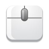 Vector mouse icon Stock Image