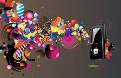 Free Vector Mp3 Player Stock Photos - 13959883