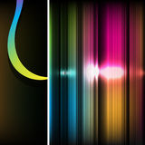 Vector multicolor background design Royalty Free Stock Photography