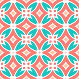 Vector multicolor ethnic pattern Royalty Free Stock Photos