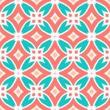 Vector multicolor ethnic pattern Royalty Free Stock Photos
