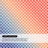 Vector multicolor seamless pattern Stock Image