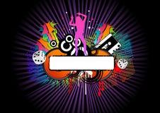 Vector Music Concept Stock Photos