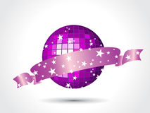 VECTOR musical background for party Royalty Free Stock Images