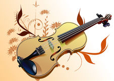 Vector musical instrument Stock Photo