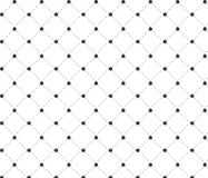 Vector Muster, punktierte Diamantform verzieren mit Kreis an CEN Stockfotos