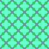 Vector naadloos abstract patroon Abstract Behang als achtergrond vector illustratie