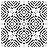 Vector naadloos abstract patroon Abstract Behang als achtergrond stock afbeelding