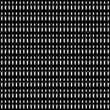 Vector naadloos abstract zwart-wit patroon Abstract Behang als achtergrond Vector illustratie Royalty-vrije Stock Afbeeldingen