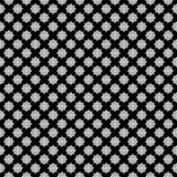 Vector naadloos abstract zwart-wit patroon Abstract Behang als achtergrond Vector illustratie Stock Foto's