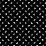Vector naadloos abstract zwart-wit patroon diagonaal abstract behang als achtergrond Vector illustratie Stock Illustratie